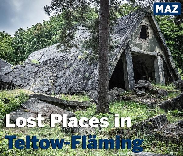 Per Klick aufs Bild geht es zum MAZ-Projekt über ehemalige Militärflächen in TF.