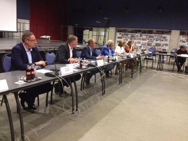 Bram Degrieck est de retour en tant que maire de De Panne - Bram Degrieck is terug burgemeester van De Panne