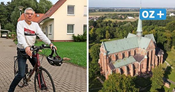 """Fahrradkontor zu Gast in Bad Doberan: """"Konzerttour nicht ohne mein Rad"""""""
