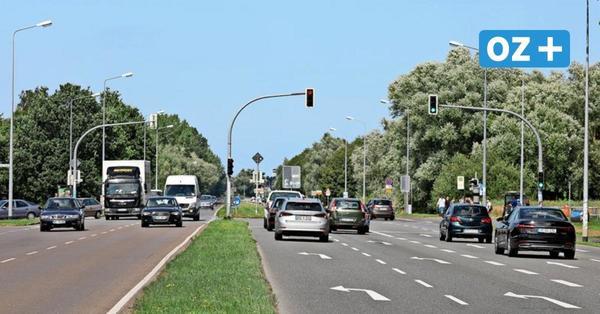 Hauptstadt der Raser: Autofahrer in Rostock haben die meisten Punkte in Flensburg