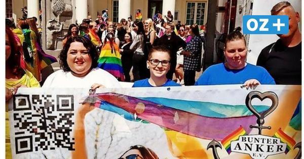 Für mehr Toleranz: Stralsunder wollen Christopher Street Day in der Hansestadt feiern – mit zwei Monaten Verspätung