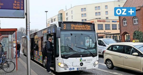 Stralsund: Senioren 70+ fahren ab Mittwoch kostenfrei Bus