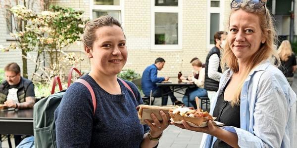 Kiel: Neues Leben in der Innenstadt - so lief der Start des Markts Kielköken