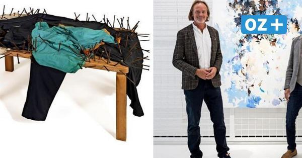 Rostocker Kunsthalle bekommt Werke für 3,24 Millionen Euro geschenkt