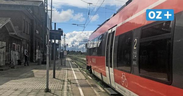 Grimmen: Brückenbau bei Demmin legt Zugverkehr bis April lahm