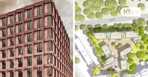 Wohnraumförderung: Stadt Kiel verspricht 149 Wohnungen am Waldwiesenkreisel