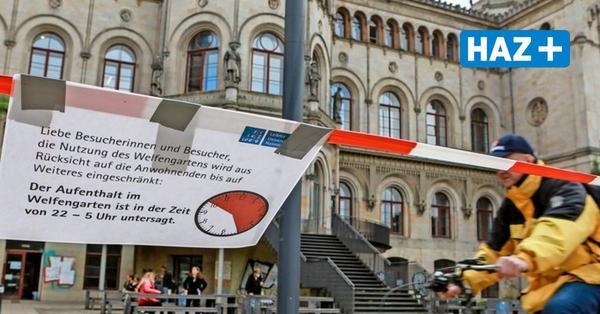 Zu viele Partys: Leibniz-Uni sperrt Welfengarten