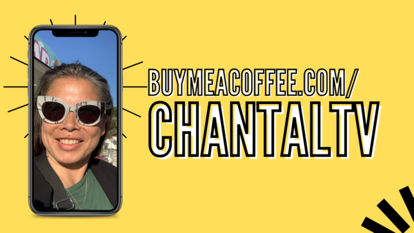 ChantalTV is Livestreaming Every Day in Beautiful Paris