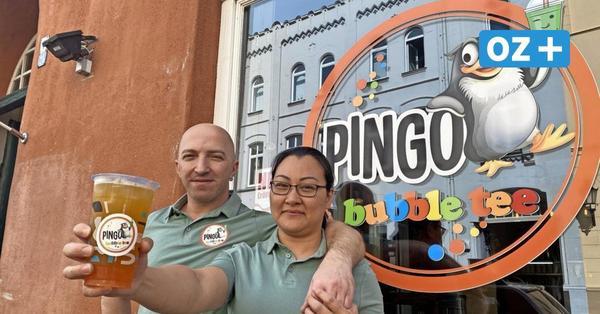 """Bubble Tea-Laden """"Pingo"""" in Wismar eröffnet: Hier ist alles Bio"""