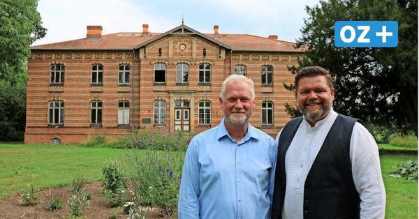 Diese Männer retten das Gutshaus in Niendorf bei Wismar: So wollen sie es nutzen