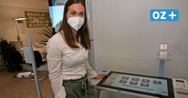 Grevesmühlen: So funktioniert das Gesundheitsterminal der Krankenkasse