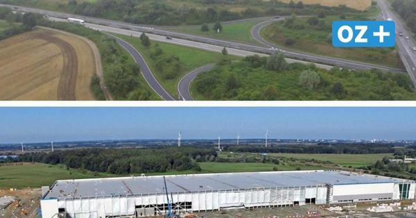 Amazon in Grevesmühlen/Upahl: Wird das Logistikzentrum gebaut?