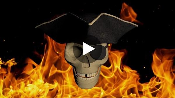"""Piraten Open Air Grevesmühlen 2021 - """"Ein Königreich vor dem Wind"""""""