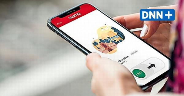 Bus und Bahn per App: DVB und VVO ziehen Bilanz nach einem Jahr FAIRTIQ