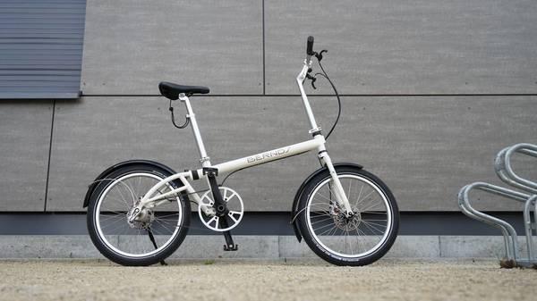 Klapprad im Test: 28-Zoll-Fahrrad von Bernds verspricht mehr Komfort