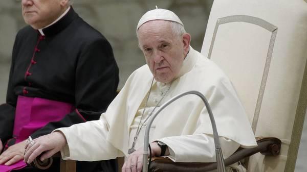 """Papst über Korruption bei Immobiliendeal des Vatikans: """"Auf den ersten Blick sieht es danach aus"""""""