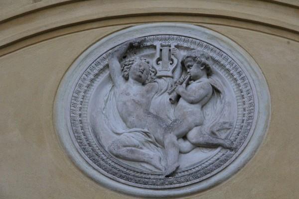 Wo befindet sich dieses Relief? (Foto: Marlies Schnaibel)
