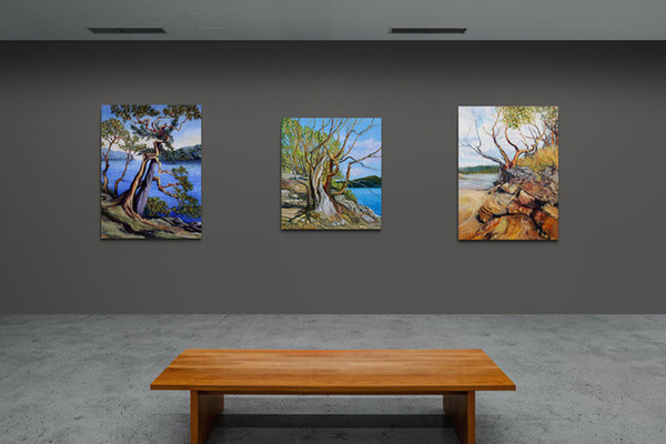 Arbutus Trees and Life Itself | Terrill Welch | Artsy