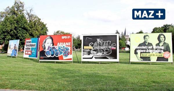 Vandalismus im Wahlkampf: Diese Parteien sind besonders betroffen