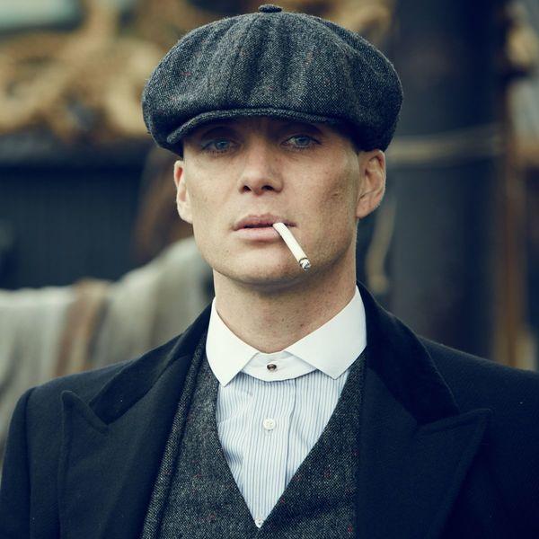 Cillian Murphy as Tommy Shelby in 'Peaky Blinders'