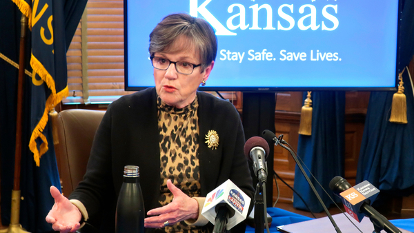 Kansas Gov. Kelly announces workgroup to protect students, teachers from COVID-19