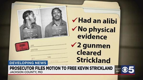 Missouri AG asks judge to block Kevin Strickland hearing   News   kctv5.com