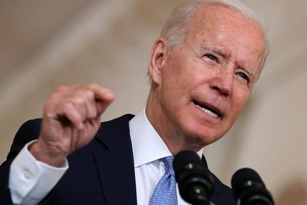 Biden: Texas abortion law 'blatantly violates' Roe precedent - POLITICO