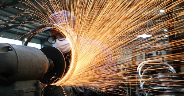 China's economy under pressure as factory activity slows in Aug, services contract   Reuters