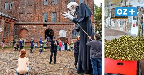 Kunst trotz(t) Corona: Wenn der Wismarer Nosferatu in Bad Kleinen beißt
