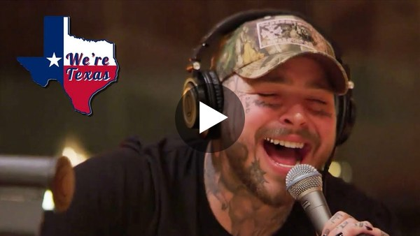POST MALONE GOES COUNTRY - AND ABSOLUTELY CRUSHES IT!