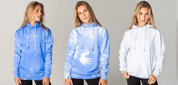 Winactie: van kleur veranderende hoodie (t.w.v. 109,95 euro)