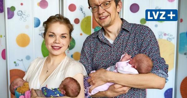 Gesangsstar der Oper Leipzig: Opernsängerin Olena Tokar ist jetzt stolze Mama von Drillingen