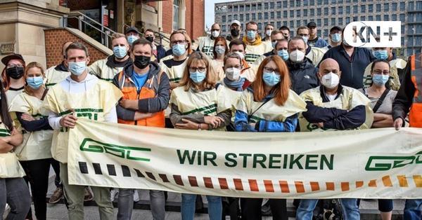 Bahnstreik in Schleswig-Holstein: So reagiert das Netz auf die Zugausfälle