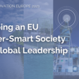 Shaping an EU Water-Smart society for global leadership