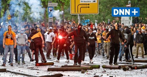 Dynamo Dresden: Beteiligung für Kosten an Polizeieinsätzen droht