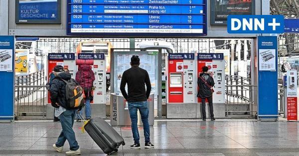 Bahnstreik der GDL sorgte kaum für Chaos am Hauptbahnhof