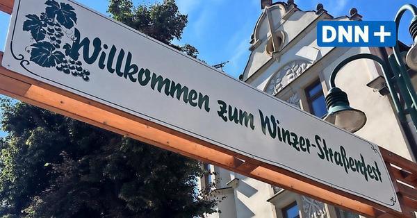 Winzerstraßenfest:Weinböhla feiert den Wein