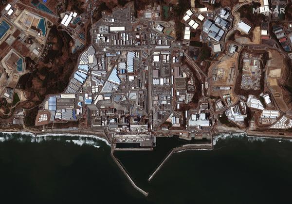 L'eau contaminée de Fukushima gagnera l'océan grâce à un tunnel