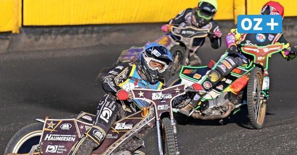 Speedway-Junioren-WM in Stralsund: Diese zwei Nordsterne könnten ins Feld rutschen