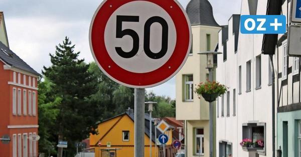 Ribnitz-Damgarten: In diesem Straßen soll künftig nur noch Tempo 30 gelten