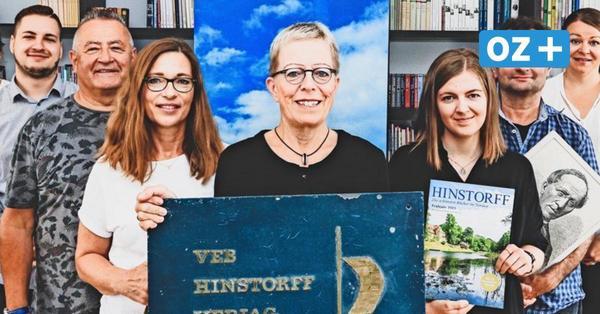 Weltkrieg und Wiedervereinigung: Die bewegende Geschichte des Rostocker Hinstorff-Verlags