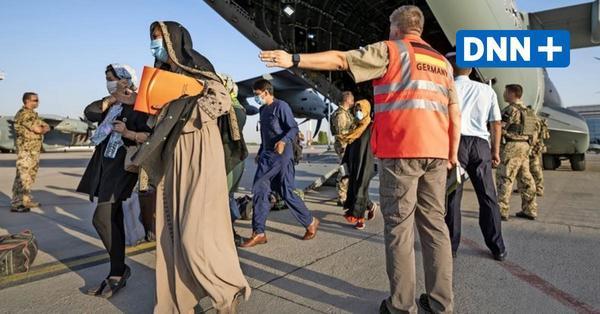 Dresden hat erste Geflüchtete aus Afghanistan aufgenommen
