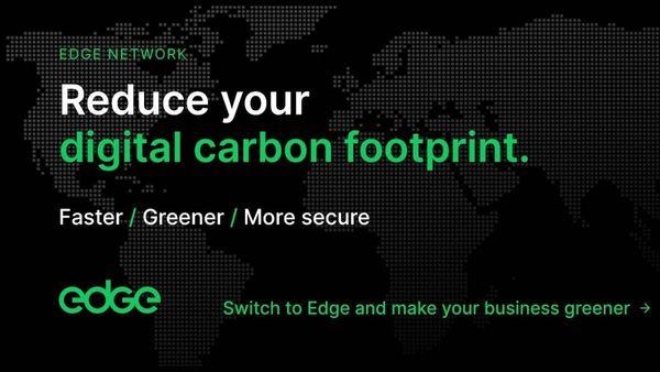 Greener Digital Business | Edge
