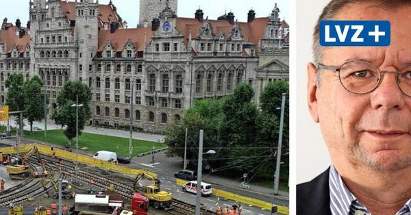 Baustelle an Baustelle – Leipzigs Großstadtschmerzen werden unerträglich