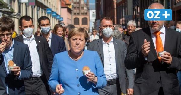 Hat Angela Merkel sich von Stralsund verabschiedet? OZ-Ticker zum Nachlesen