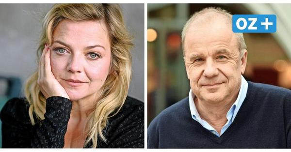 OZ verlost Tickets: Sängerin Annett Louisan nimmt in Wismar Podcast mit Hubertus Meyer-Burckhardt auf