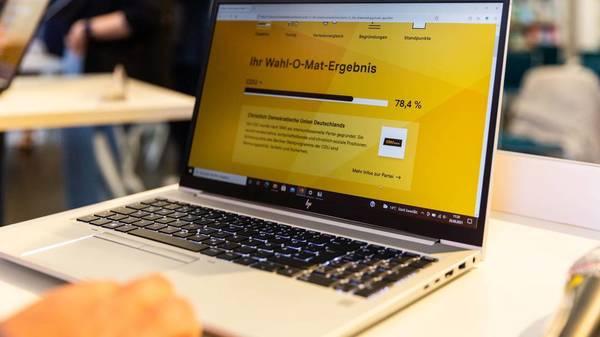 Wahl-O-Mat zur Bundestagswahl 2021: Hier ausprobieren
