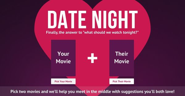 Movie Recommendations for Date Night