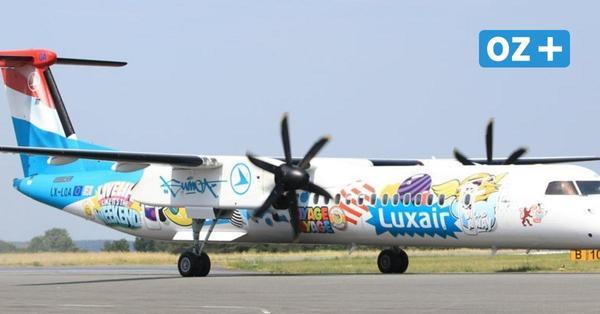 Insel Usedom: Neue Fluglinie aus Kassel nimmt Betrieb auf