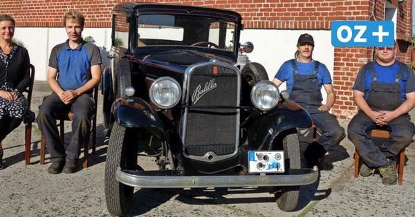 Autowerkstatt in alter Usedomer Molkerei öffnet ihre Türen